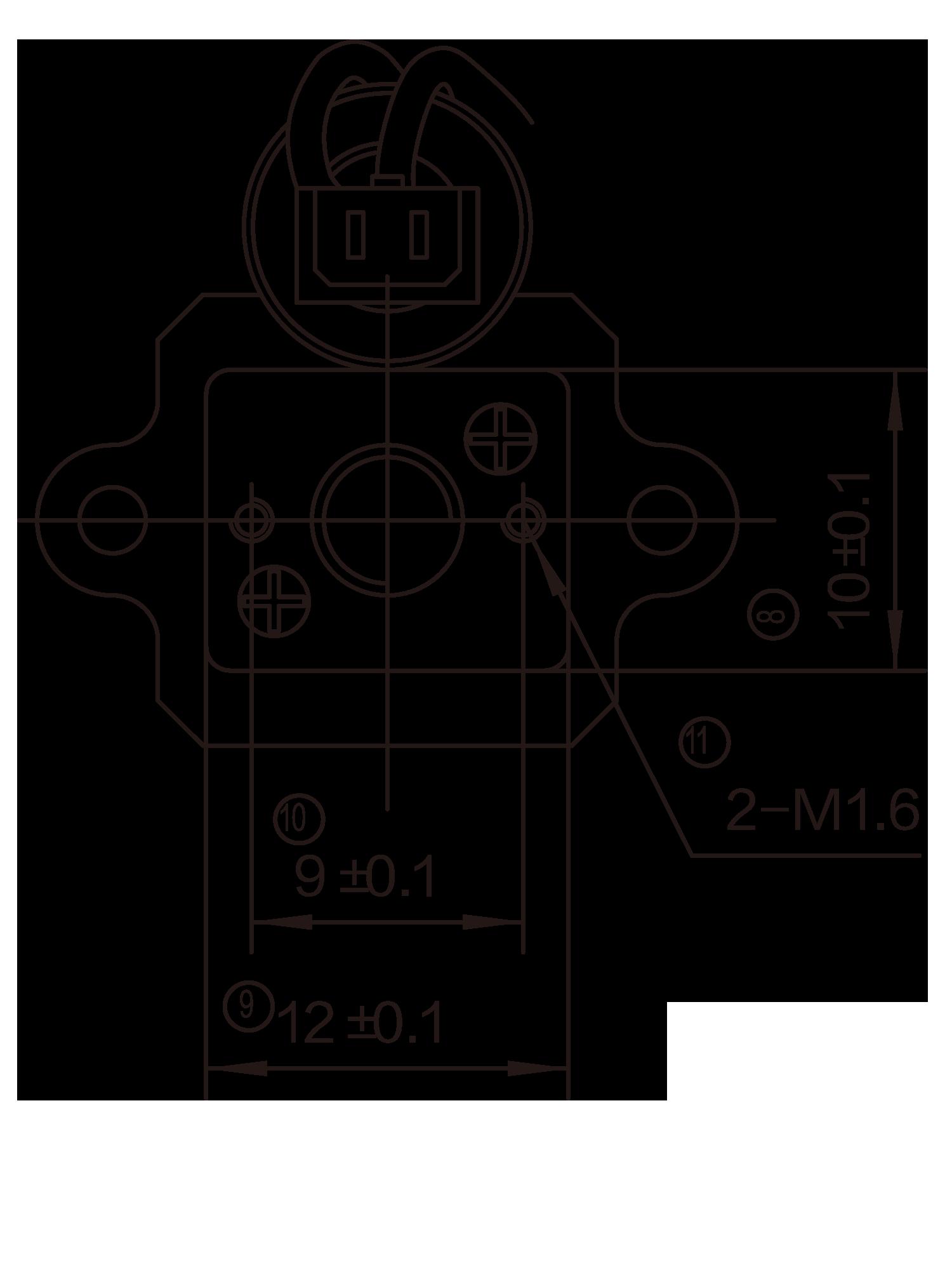 DC-Motor_12JFG12152_Outline-drawing